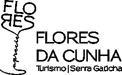 Logotipo Turismo de Flores da Cunha